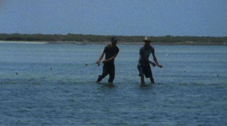 deux pêcheurs en Tunisie